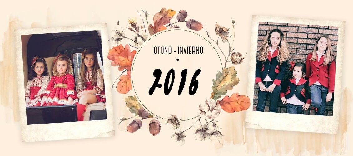 Temporada Otoño-Invierno 2016