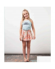 GIRL FLOWERS SHORT TOCOTO