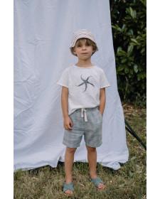 BOY STARFISH T-SHIRT BUHO