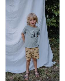 BOY CESAR SURF T-SHIRT BUHO