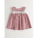 BABY GIRL RED DRESS NANOS