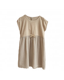 GIRL ROSE DRESS KAREN BUHO
