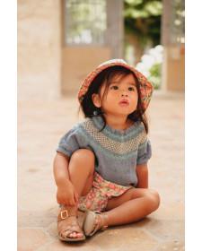 BABY GIRL TYRA BLOUSE LOUISE MISHA