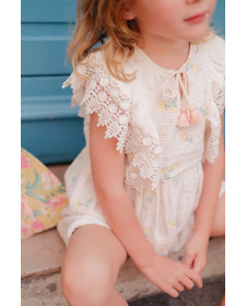 GIRLS JUMPSUIT LOUISE MISHA AGARO