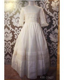 GIRL FIRST COMMUNION DRESS 15427