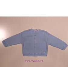 BABY BLUE CARDIGAN
