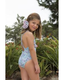 GIRL SWIMSUIT ACORDEON MARICRUZ