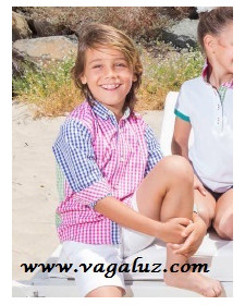 boy square shirt la jaca