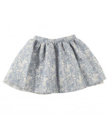 GIRLS SKIRT IN JACQUARD TAFFETA MISS GRANT