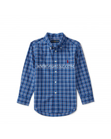 BOY BLUE SHIRT POLO RALPH LAUREN
