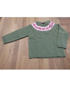 BOYS MID MOSS SWEATER