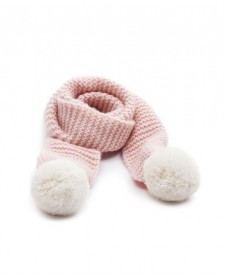 BABY GIRL PINK SCARF