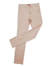 BOY BEIGE TROUSERS