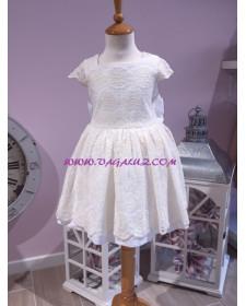 GIRL DRESS TILO BADUM BADERO