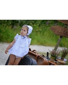 BABY GIRLS DRESS WITH BOTTOM CATALINA