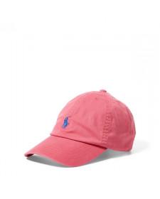 RED CORAL BASEBALL CAP