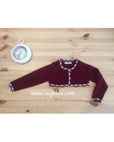 GIRL CARDIGAN ANIS