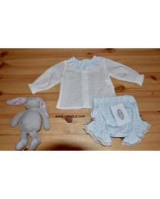 BABY BOY 2 PIECES SET ROCHY