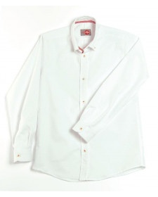 BOYS WHITE SHIRT VARONES