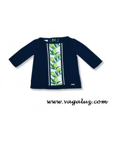 GIRLS LEMON SWEATER FOQUE