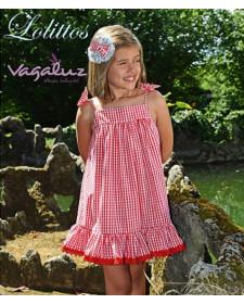 GIRL DRESS SIROPE