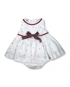 BABY STAMP DRESS FOQUE