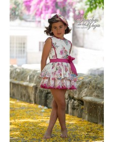 GIRLS DRESS MURANO SANCHEZ DE LA VEGA