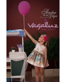 GIRLS DRESS ATENAS SANCHEZ DE LA VEGA