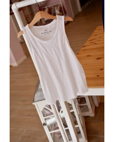 GIRL WHITE T SHIRT MIA Y LIA