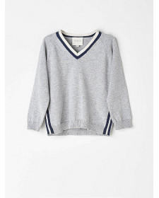 BOY GREY SWEATER