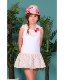 GIRL DRESS-T-SHIRT