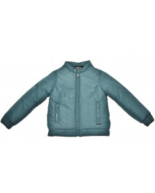 BOY GREEN JACKET GUESS