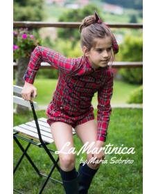 GIRLS JUMPSUIT LA MARTINICA
