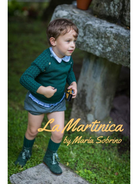 JERSEY DE NIÑO LA MARTINICA NENUFAR