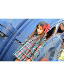 GIRLS DRESS ANETO NOMA FERNANDEZ