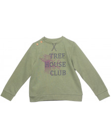 BOY SWEATSHIRT TREE HOUSE PLUMETI RAIN