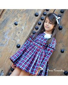 GIRL DRESS ALPES NOMA FERNANDEZ