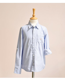 BOY BLUE SHIRT GUESS