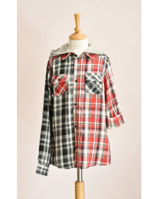 BOY SQUARE SHIRT GUESS