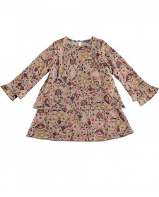 GIRLS ETNIC PRINT DRESS TARANTELA