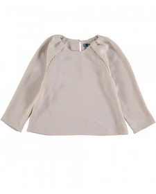 GIRLS IVORY BLOUSE TARANTELA
