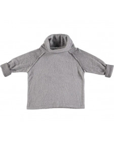 GIRLS LIGHT GREY SWEATER TARANTELA