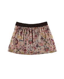 GIRLS ETNIC PRINT SKIRT TARANTELA