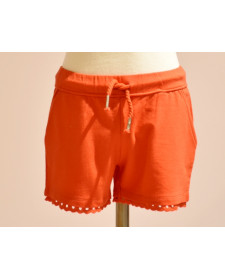GIRL RED SHORT BOBOLI