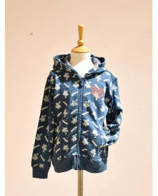 BOY NAVY SWEATSHIRT NAVY BOBOLI