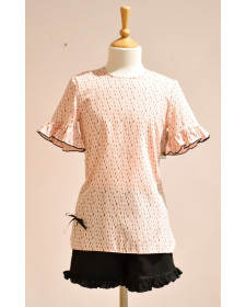BLOUSE AND SHORT NORA NORITA RIO BRAVO