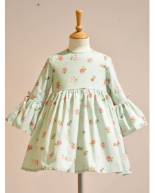 GIRL DRESS NORA NORITA MUSGO
