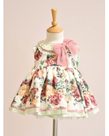 BABY GIRL PULGARCITO DRESS SANCHEZ DE LA VEGA