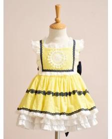 GIRL PINOCHO DRESS SANCHEZ DE LA VEGA