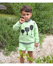BOY SWEATER LOLITTOS NEON